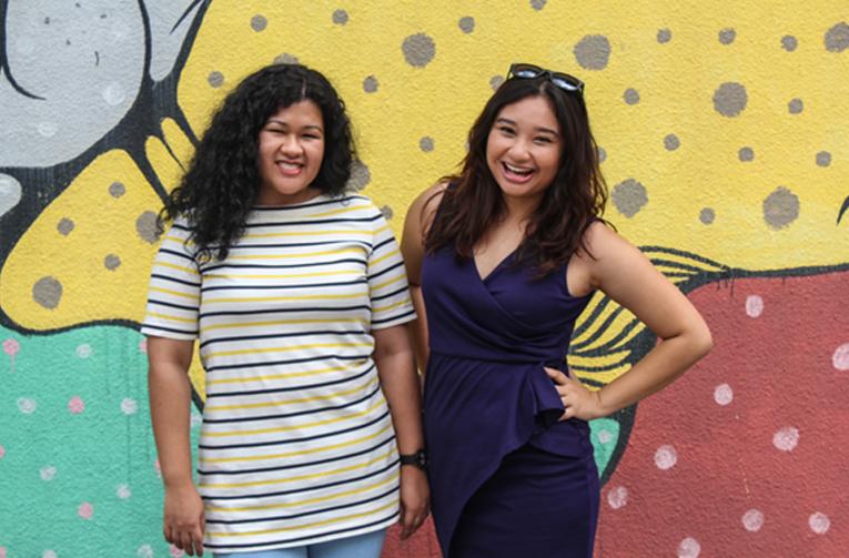 Athirah-(left)-is-the-eldest-sister-with-Syakirin